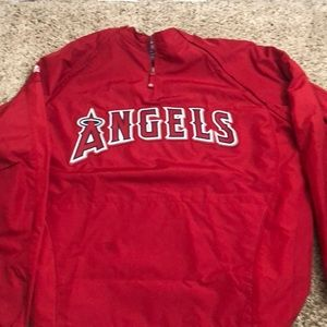 Los Angels Angels Performance Pullover